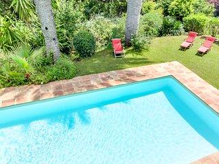 Tres bel hotel particulier avec piscine