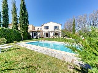 Accueillante villa provencale a Puyricard