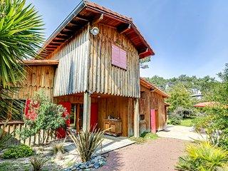 Charming cabin at Cap Ferret, Lege-Cap-Ferret