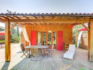Cabane de charme au Cap Ferret