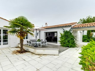 Agréable maison  proche de la plage, Le Bois-Plage-en-Re