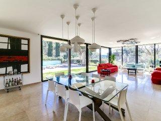 Villa contemporaine proche plages de Saint-Tropez, Ramatuelle