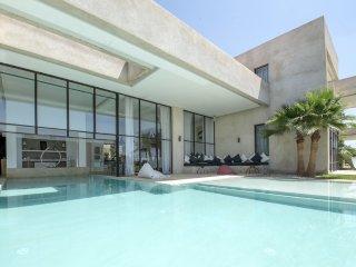 Exceptionnelle villa d'architecte à Marrakech