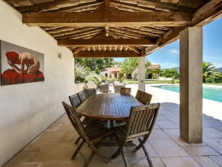 Beautiful provencal house with a panoramic view in, Cogolin