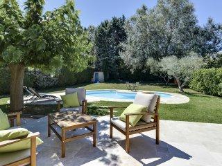 Sympathique maison familiale avec piscine, Aix-en-Provence