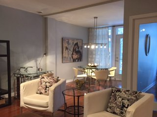 Professional Suite 201 - Downtown Montreal 2 Bedroom