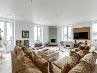 Luxueux appartement vue Mont-Blanc