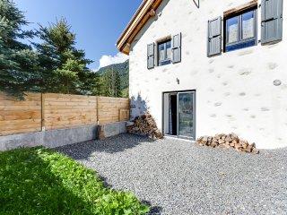 Maison de pays rénovée au pied des Grands Montets, Chamonix
