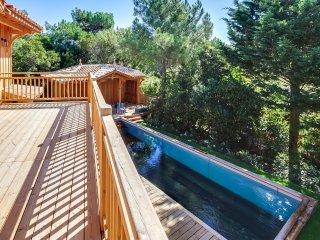 Magnifique propriété avec piscine, Cap-Ferret
