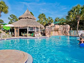 Perdido Paradise at Purple Parrot Island Resort