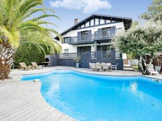 Jolie villa familiale avec piscine au Pyla