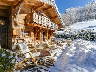 The Chalet of Your Dreams in Megeve, Megève