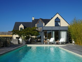 Amazing property overlooking the Guerande