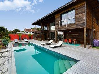 Luxueuse villa exotique à la Baule, La-Baule-Escoublac