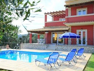 Villa Eleni Agios Stephanos, Agios Stefanos