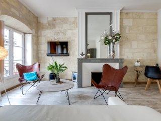 Appartement dans l'hyper-centre de Bordeaux
