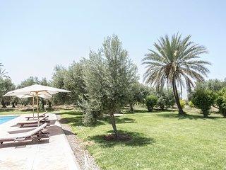 Magnifique propriété au coeur de la Palmeraie, Marrakech