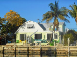 The Key Lime Cottage ~ Your perfect family oasis!, Key Colony Beach