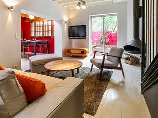 Maison de charme à Biarritz