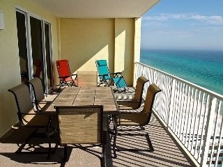 Ocean Reef 2 Bed/2 Bath W/ Huge, Gulf-Front Balcony, and Endless Views!