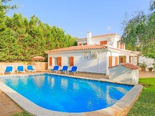 Villa Merla, Son Bou