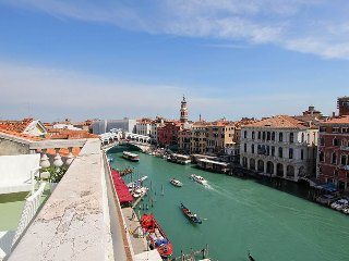 Apartment Grand Canal Terrace, Venecia