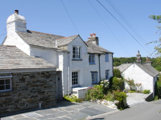 Hill Cottage, Boscastle