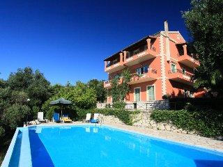 Villa Vasso, Agios Stefanos