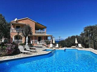 Villa Thespina, Kassiopi