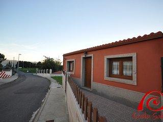 Casita de Rocío, Muros