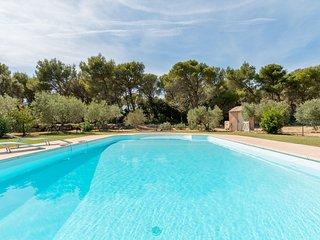 Villa Provence pisc chauffée prox Aix, Marseille