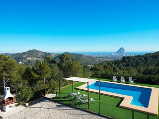 Villa Natura -  Modern villa with panoramic seaviews.