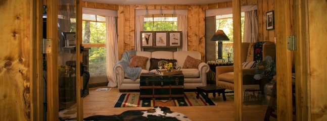 Your comfortable living room