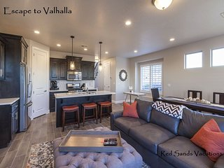 Escape to Valhalla at The Ledges | 1669, Saint George