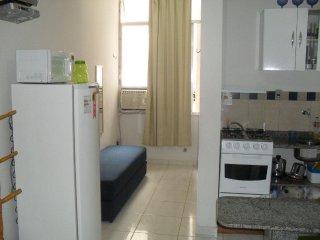 Apartamento confortável na Lapa com wifi tv cabo e ar condicionado