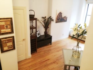 Beautiful 2br/2bth duplex with private roof deck, Nueva York