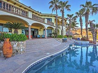 Casa Taz 5BR Cabo San Lucas Villa w/Coastline View