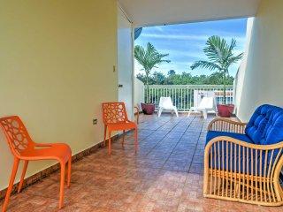 NEW! 'Villa Dos Palmas' 2BR Vega Baja Beach Home