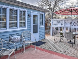 NEW! 3BR Castle Rock Cottage w/Spacious Deck!
