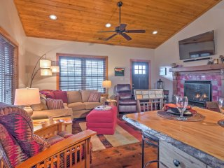 Makanda Cabin w/Deck in Shawnee National Forest!