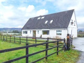 HAGGART LODGE large detached cottage, en-suites, WiFi, in Aclare, Ref 953285