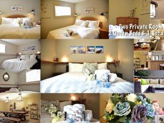 Quite & Cozy 2 Private room