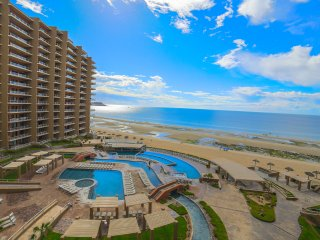 Luxurious Ocean Front & Port View 2BR Condo at Las Palomas - Rocky Point Mexico