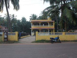 NK Apartments Morjim North Goa