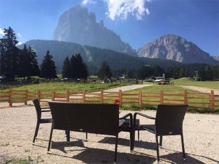 Two-Bedroom Apartment with Sauna A - Cesa Pana Mountain Lodge, Santa Cristina Valgardena
