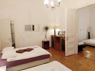 Purger Art apartment, Zagreb