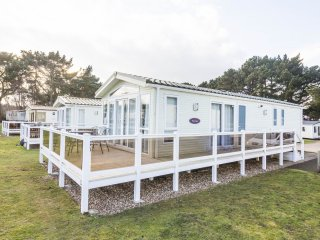 Ref 11003 Haven Wild Duck Stunning home with decking and beautiful views.