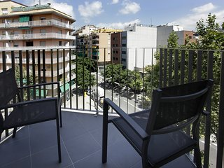 - New building in Les Corts