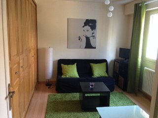 Studio tres proche centre ville et thermes Chevalley