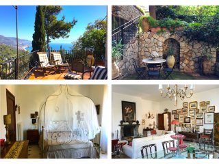 CASA LUDOVICA with Sea View Terrace Taormina
